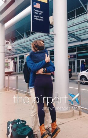 the airport; Shawn mendes by lucyxmendes