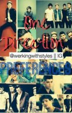 One Direction Preferences by werkingwithstyles