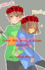 Frisk and Chara X Reader OneShots by -Official_Fallen-