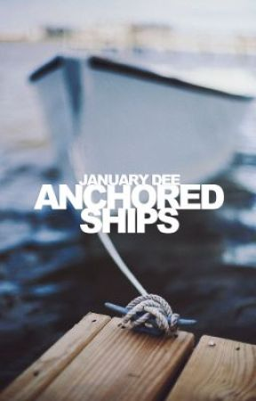 Anchored Ships by inkymarks