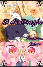 D de Dragón [Kobayashi-san chi no maid dragon one-shot] by EKurae