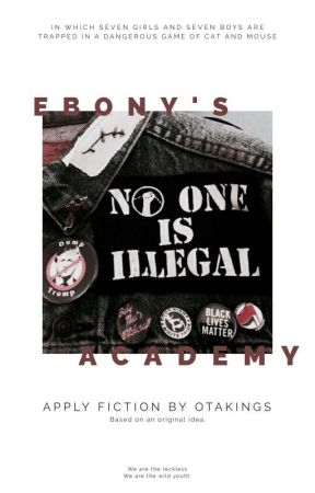 Ebony's Academy for the Troubled Youth | applyfic by lifsa26