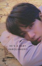 he's a baby 💘[ p.jm + m.yg ] by KAROLINA0911