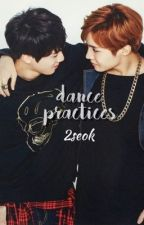 dance practices   2seok by kim-daily