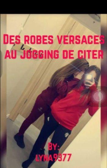 Robes Lyna9377 Citer Versaces Au De Jogging Des Wattpad dWeoEBQrCx