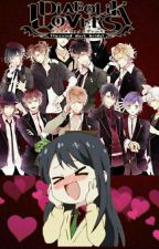 [ Imaginas Y Reacciones ] Diabolik Lovers (♡ω♡)  by Misaki_Oshima