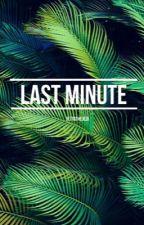Last Minute ~ Reylo AU by jettathejedi