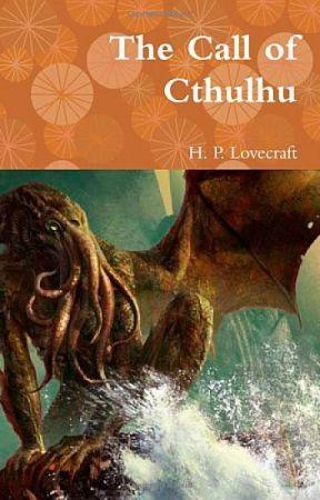 La Llamada de Cthulhu by Dulcegigi1
