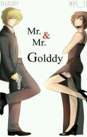 Doble Vida (goldenXfredy goldXfred) by FredaFazbear