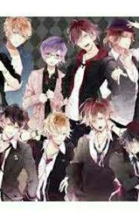 Diabolik Lovers Dub Videos Of Season 1 2