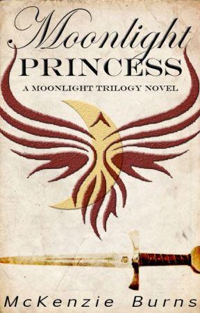 Moonlight Princess (The Moonlight Trilogy Book 1) [Teaser] by kenzie_writes