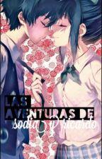 Las Aventuras de Sofia y Ricardo  by HCPM1808