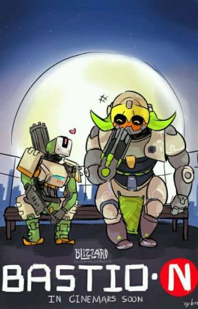 Bastions Hidden Love (Bastion x Orisa) by Final-Fiction28