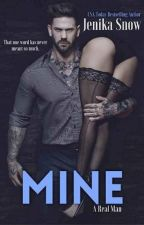 Mine- A Real Man 13 - Jenika Snow by Alineprincess