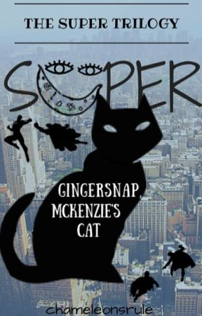 Gingersnap, Mckenzie's Cat  ~~ A Super Short Story Spin Off by chameleonsrule