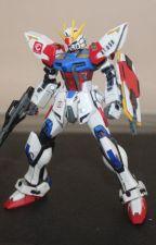 Mobile Suit Gundam A.D. 2116: Phantom Memories (Mobile Suit Mechanics) by TegaruNishida