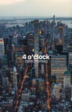 [VMin][oneshot] 4 o'clock by celiamoreau_