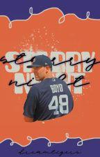 mlb imagines・closed by -baseball