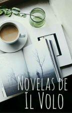 Novelas de Il Volo by BaroneGirl