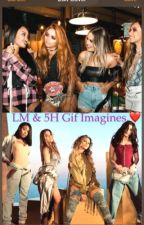 Fifth Harmony and Little Mix Gif Imagines by jesmindas_secret