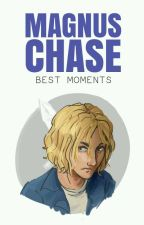 Magnus Chase ; Momentos by --Jud--