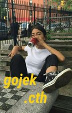 Gojek/cth by cakeena