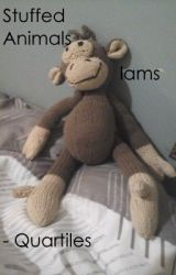 Stuffed Animals II lams by quartiles