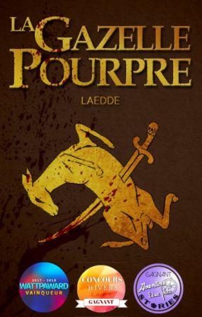 La Gazelle Pourpre [La Mariada] by Laedde