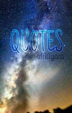 QUOTES by 3Sist_Aar