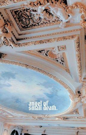 RED ANGEL, bucky barnes¹ by summerless