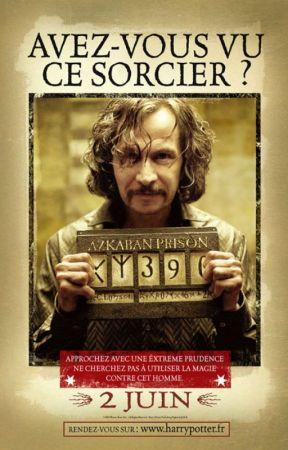 [Tome 3] Les jumeaux Potter et le Prisonnier d'Azkaban by CarolineMichel2