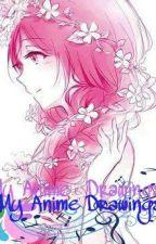 My Anime Drawings by Joetheapple
