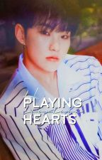 playing hearts • soonhoon by Daegul