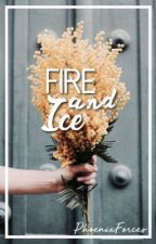 Fire And Ice  『garmau & travlyn』 by PhoenixForces