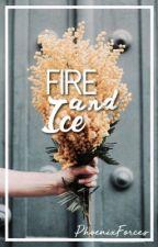 Fire And Ice [Garmau & Travlyn AU] by PhoenixForces