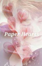 Paper Hearts《O.S Jikook》 by Baeby98