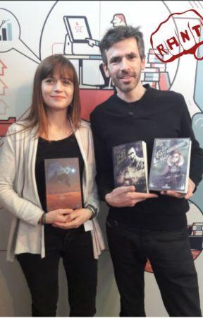 Roznarho :  le rant book ! by Roznarho