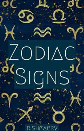 ☆ ZODIAC SIGNS ☆ by irishfaery