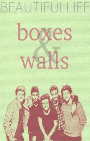 Boxes & Walls (Larry AU) by BeautifulLiee