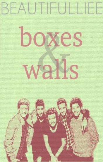 Boxes & Walls (Larry AU)