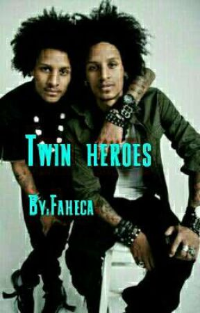 Twin Heroes by Faheca