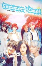 Summer Time! ➲ SF9/History by arielcarterlawliet