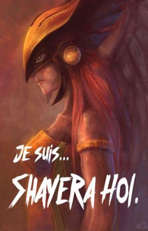 Je suis Shayera Hol. by ShayeraHawk