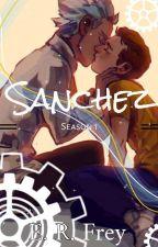 Sanchez  (Rick x Morty) by CriminalInsanity