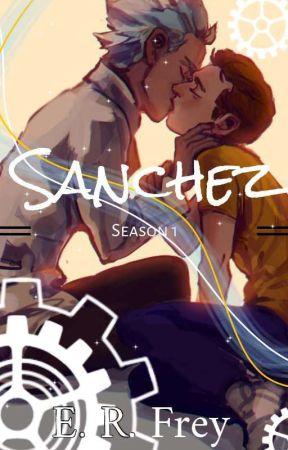 Sanchez  (Rick x Morty) by Embersyrum