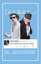 fanboy ;;; zarry by zenmahleek