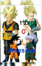 Héroe o asesina T2  by maskyhoody