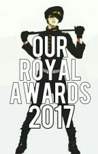 Anime Fanfic Royalty Awards 2017 by OurRoyalAwards