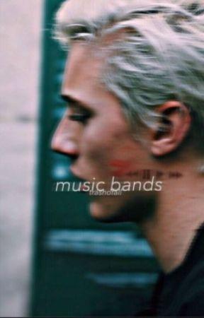 Music Bands ||  [dm+hg] by grangerr-