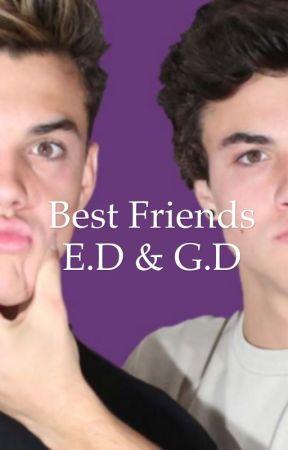 Best Friends E.D &G.D by weird_lolo101